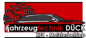 Fahrzeugtechnik Dück Logo